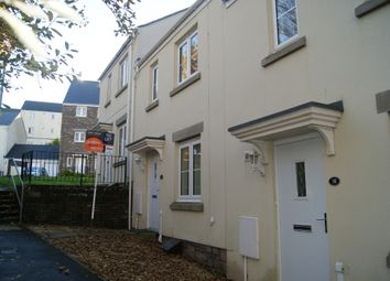Thumbnail 3 bed terraced house to rent in Fatherford Road, Okehampton