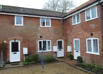 Thumbnail 2 bedroom terraced house to rent in Cider Court, Banham, Norfolk