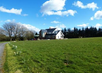 Thumbnail 4 bedroom detached house for sale in Geredon, Hermon, Glogue, Pembrokeshire