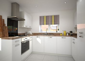 "Thumbnail 3 bed property for sale in ""The Epsom"" at Barrosa Way, Whitehouse, Milton Keynes"