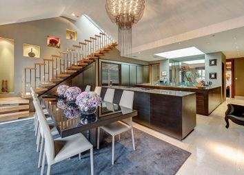 Thumbnail 7 bedroom terraced house for sale in Eaton Square, London