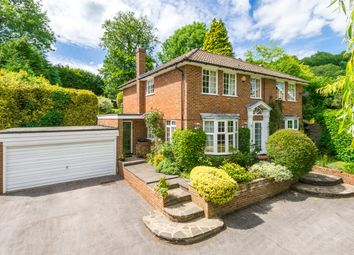 Thumbnail 4 bed detached house for sale in Huntersfield Close, Reigate, Surrey