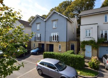 Thumbnail 4 bed town house for sale in Sally Hill, Portishead, Bristol