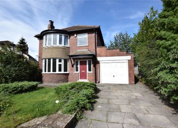 Thumbnail 4 bed detached house to rent in Wynford Avenue, Leeds, West Yorkshire