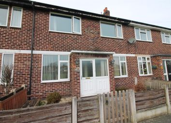 Thumbnail 3 bed terraced house for sale in Woodsend Green, Urmston, Manchester