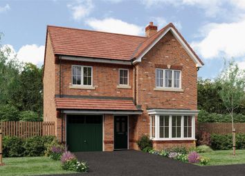 "Thumbnail 4 bedroom detached house for sale in ""Glenmuir"" at Hind Heath Road, Sandbach"