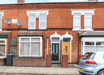 Thumbnail 3 bedroom terraced house for sale in Hobson Road, Selly Park, Birmingham