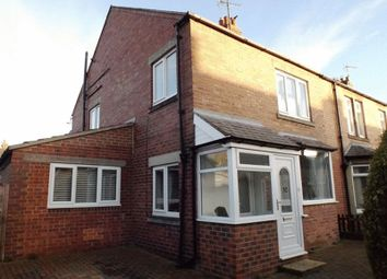 Thumbnail 4 bed end terrace house for sale in Olympia Gardens, Morpeth