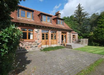 Thumbnail 4 bed flat to rent in Comrie, Crieff