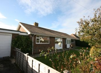 Thumbnail 4 bed bungalow for sale in Vncent Road, Selsey
