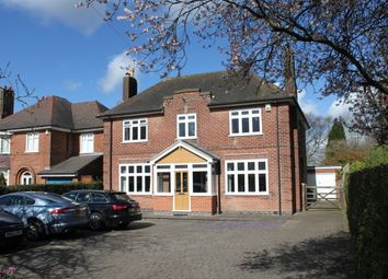 Thumbnail 5 bed detached house for sale in Broom Leys Road, Coalville