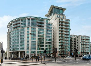 Thumbnail 1 bed flat to rent in St. George Wharf, London