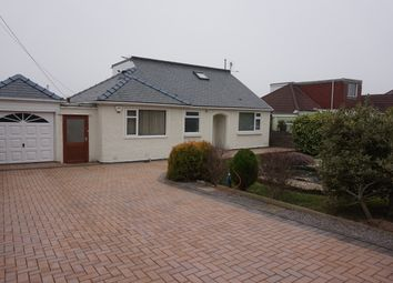 Thumbnail 3 bed bungalow for sale in Porthkerry Road, Rhoose, Barry