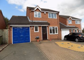 Thumbnail 3 bedroom detached house for sale in Castle Acre, Western Downs, Stafford.