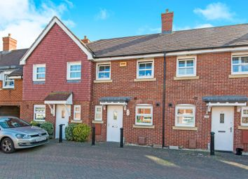 Thumbnail 2 bed terraced house for sale in Withy Close, Romsey