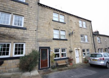 Thumbnail 2 bed terraced house to rent in Thornhill Street, Calverley, Pudsey