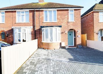 Thumbnail 3 bed semi-detached house for sale in Cudworth Road, Willesborough, Ashford