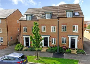 Thumbnail 3 bedroom terraced house for sale in 16 Peppercombe Avenue, Rougement Park, Exeter, Devon