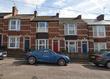 Thumbnail 3 bed terraced house for sale in St. Leonards Avenue, St. Leonards, Exeter