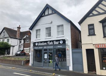 Thumbnail Commercial property for sale in 42 Station Road, Wokingham