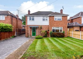 Thumbnail 3 bed detached house to rent in Ricardo Road, Old Windsor, Berkshire