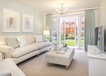 "Thumbnail 3 bed terraced house for sale in ""Barton"" at Lancaster Avenue, Watton, Thetford"