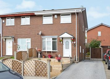3 bed semi-detached house for sale in Athena Road, Birches Head ST1