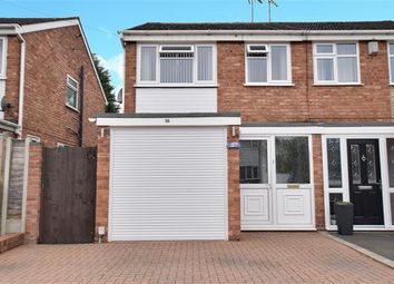 Thumbnail 2 bed semi-detached house for sale in Queen Street, Kingswinford, West Midlands
