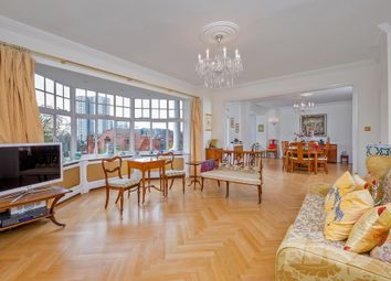 Thumbnail 5 bed flat to rent in Eton Court, Eton Avenue, Belsize Park