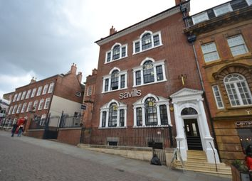 Thumbnail 3 bed flat for sale in Low Pavement, Nottingham
