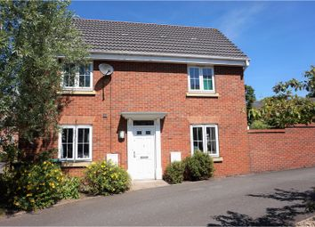 Thumbnail 3 bed end terrace house for sale in The Breeze, Brierley Hill