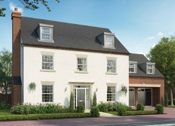 Thumbnail 6 bed detached house for sale in The Woodlands, Adel Lane, Leeds