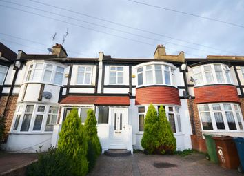 Thumbnail 3 bed terraced house to rent in Grafton Road, Harrow