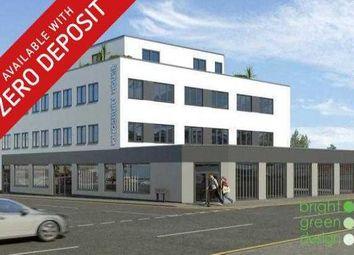 Thumbnail 1 bed flat to rent in Kingsbury Road, Southampton