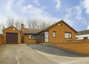 Thumbnail 3 bed detached bungalow for sale in Manifold Drive, Selston, Nottinghamshire
