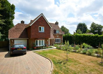 Thumbnail 5 bed detached house to rent in Parklands, Icehouse Wood, Oxted