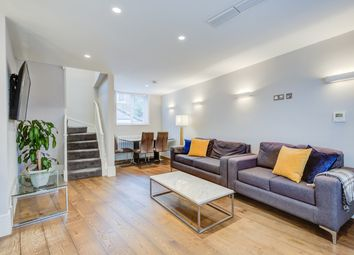 Thumbnail 3 bed town house to rent in Ashmill Street, Marylebone