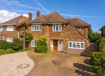 5 bed detached house for sale in Withdean Avenue, Goring-By-Sea, Worthing BN12
