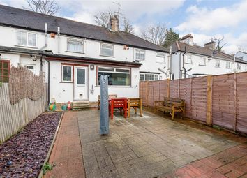 Thumbnail 3 bedroom terraced house for sale in Godstone Road, Purley, Surrey