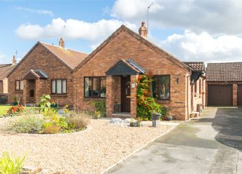 Thumbnail 2 bed detached bungalow for sale in The Hollies, Osgodby, Selby, North Yorkshire