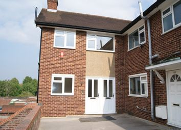 Thumbnail 1 bed maisonette to rent in The Quadrant, St Albans, Herts