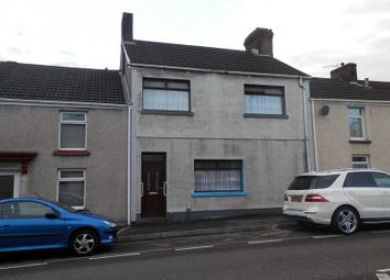 Thumbnail 3 bedroom terraced house for sale in Clase Road, Morriston, Swansea.