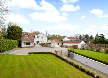 Thumbnail 5 bedroom detached house for sale in Waterhouse Lane, Kingswood, Surrey