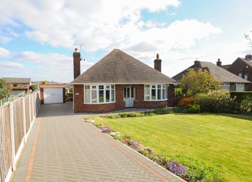 Thumbnail 2 bed detached bungalow for sale in Church Lane, North Wingfield, Chesterfield