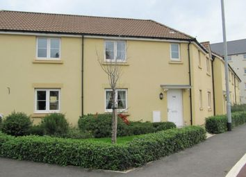 Thumbnail 3 bed terraced house for sale in Mill House Road, Norton Fitzwarren, Taunton, Somerset