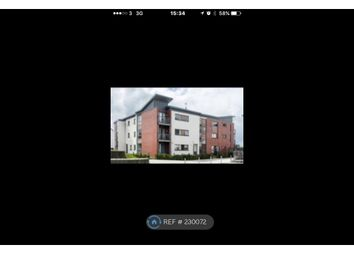 Thumbnail 2 bed flat to rent in Glendevon Drive, Stirling