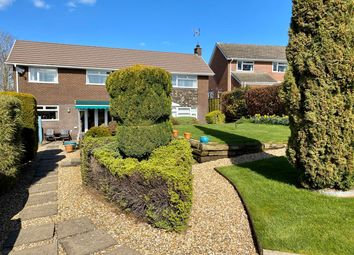 Thumbnail 4 bed detached house for sale in St Tysoi Close, Llansoy, Usk