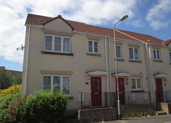 Thumbnail 3 bed end terrace house to rent in Marleys Way, Frome