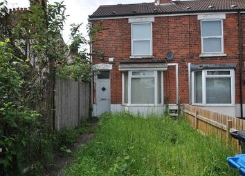 Thumbnail 2 bedroom end terrace house for sale in Alexandra Road, Hull, West Hull