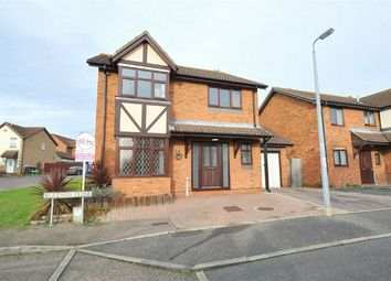 Thumbnail 4 bed detached house for sale in Buzzard Close, Hartford, Huntingdon, Cambridgeshire